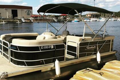 Charter Motorboat Sweetwater 20' Myrtle Beach