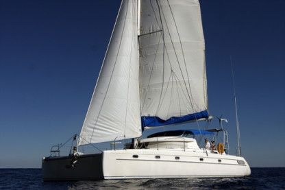 Location Catamaran Custom 40' Catamaran Fort Lauderdale