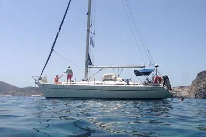 Hire Sailboat BAVARIA 41 Paros