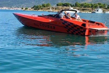 Hire Motorboat Luxury speed boat Cougar 50 Split