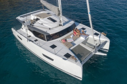 Hire Catamaran Fountaine Pajot Astréa 42 Toronto