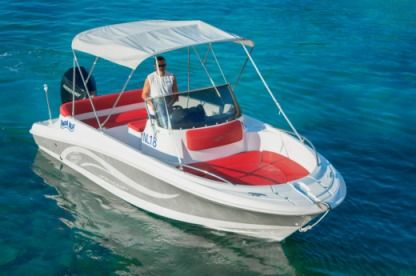 Charter Motorboat Ocean Craft 6.5 Castro