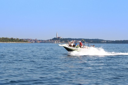 Hire Motorboat SEA RAY 27 OPEN Rovinj