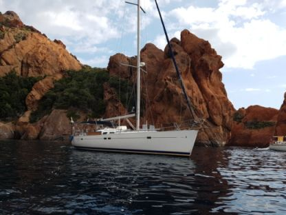 Rental Sailboat Beneteau Oceanis 473 Port-de-Bouc