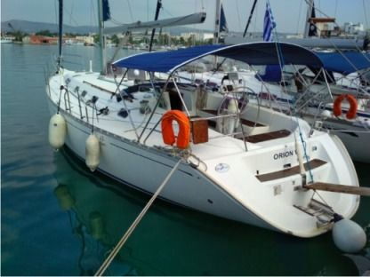 Rental Sailboat Dufour 43 Volos