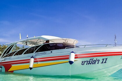 Charter Motorboat Motorboat Custom Made Speedboat Phuket