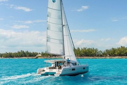 Location Catamaran Lagoon Lagoon 42 Mahé