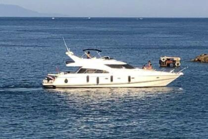 Rental Motorboat Sunseeker Manhattan 62 Liguria