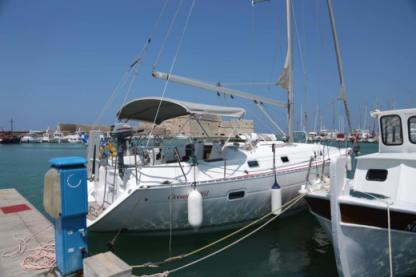 Charter Sailboat Beneteau 36 Heraklion