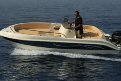 Hire Motorboat AS MARINE AS 570 OPEN Bormes-les-Mimosas