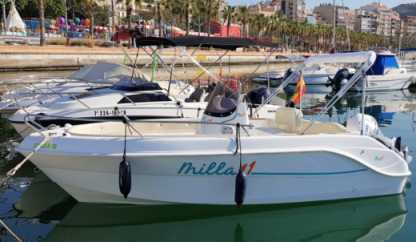 Rental Motorboat Marinello 16 Alicante