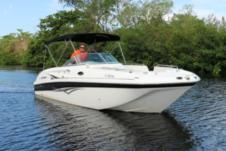 Hurricane 26 Sun Deck in Fort Lauderdale for rental