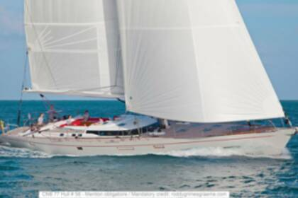 Rental Sailing yacht CNB Bordeaux CNB 77 Saint John