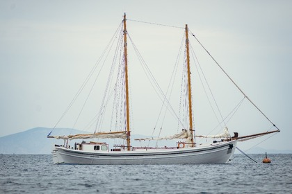 Hire Sailing yacht Traditional Wooden boat MARIA P Patmos