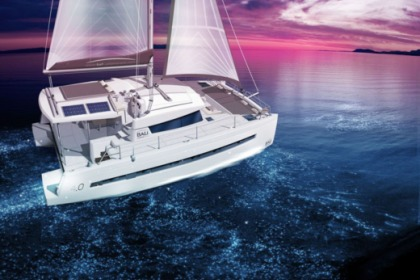Charter Catamaran Bali Bali 4.0 with watermaker Saint Thomas