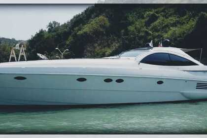 Hire Motorboat Pershing 54 Cattolica