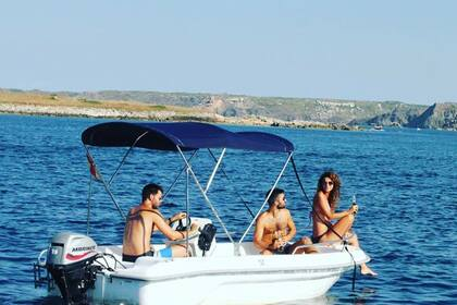 Charter Motorboat Astec 400 Port d'Addaia