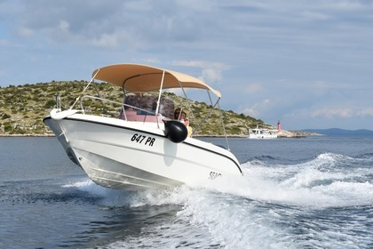 Charter Motorboat Sessa Marine Key Largo 20 Ugljan
