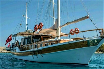 Hire Sailboat Custom Made Temel Reis 3 Bodrum