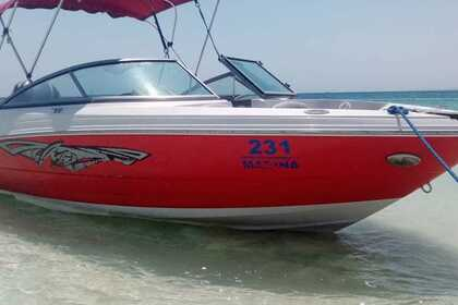 Charter Motorboat Monterey 150 Hurghada