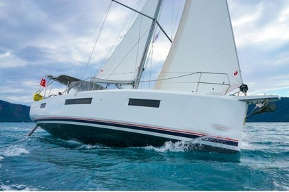 Rental Sailboat JEANNEAU SUN ODYSSEY 440 Marmaris