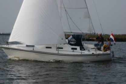 Verhuur Zeilboot Friendship 26 Free Terkaple
