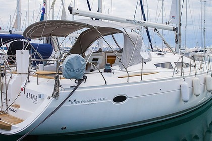 Rental Sailboat Elan Elan Impression 434 Biograd na Moru