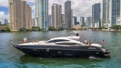 Rental Motor yacht Sunseeker 74 Predator Palm Beach