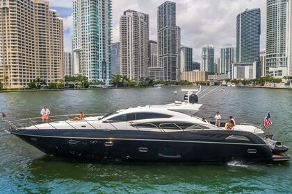 Location Yacht Sunseeker 74 Predator Palm Beach