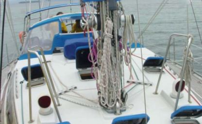 Rental Sailboat Kirie Feeling 446 Guna Yala Comarca