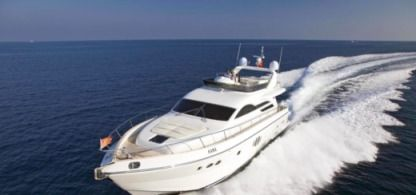 Charter Motor yacht Cantiere Nautico Vz Custom Cannes