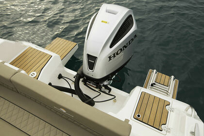 Hire Motorboat Atlantic 690 Krk