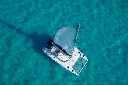 Location Catamaran Fountaine Pajot Lucia 40 Cancún