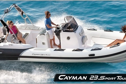 Location Semi-rigide RANIERI Cayman 23 Sport Touring Arcachon