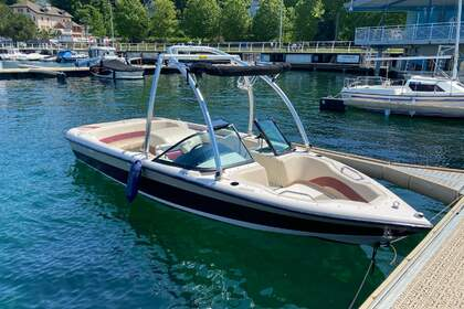 Rental Motorboat Correct Craft Ski Air Nautique Thonon-les-Bains