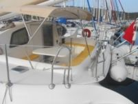 Catamaran Fountaine Pajot Athena 38