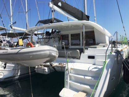 Location Catamaran Lagoon 400 S2 Lavrion