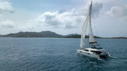 Location Catamaran Lagoon 560 S2 Tortola