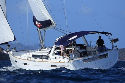 Rental Sailboat Moorings 45.4 Corfu