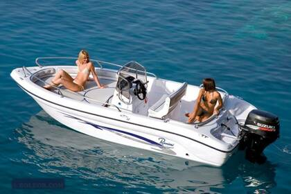 Hire Motorboat RANIERI B510 'Nonna' without licence Ca'n Pastilla