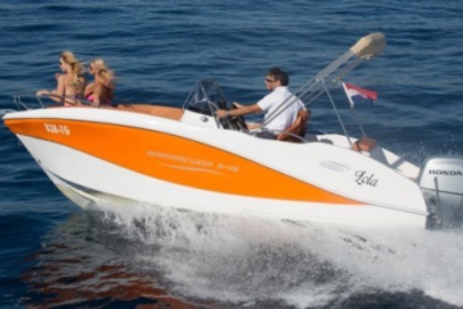 Hire Motorboat Oki Boats Barracuda 545 Dubrovnik