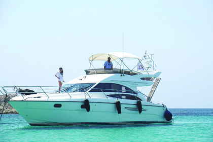 Charter Motorboat FAIRLINE 43 Mykonos