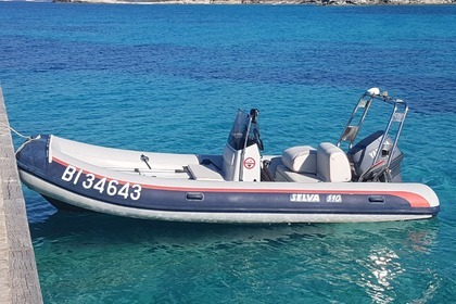 Hire RIB selva c510 Saint-Florent