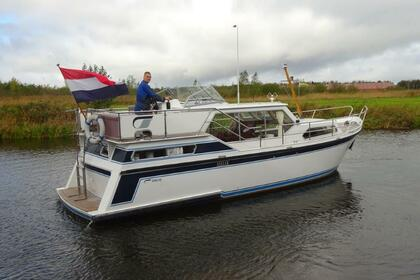Miete Motorboot Plachty Smelne 1040 Sneek