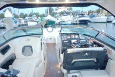 Charter motorboat in Pattaya City