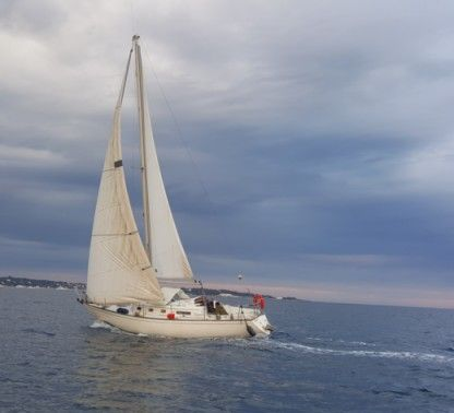 Charter Sailboat Olympic Yacht Carter 33 Cannes
