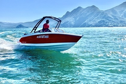 Rental Motorboat Compass Boat 190 Fx Verbania