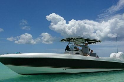 Hire Motorboat Wellcraft Scarab 33 La Romana