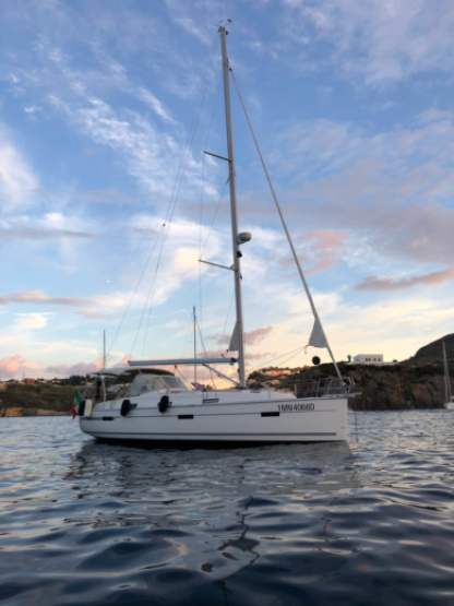 Rental Sailboat Bavaria 36 Cruiser San Felice Circeo
