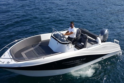 Hire Motorboat Oki Boats Barracuda 545 Szczecin